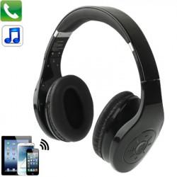BTH01 Bluetooth 3.0 Trådløse hovedtelefoner til iPhone / iPad / Mobiltelefoner / Tablet PC / Samsung / Nokia