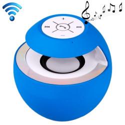 Attraktive Svanen stil Bluetooth 3.0 + EDR højttaler til iPad / iPhone(blå)