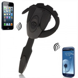 EX-01 Bluetooth hovedsæt til iPhone 5 / iPhone 4 & 4S / 3GS / iPad /