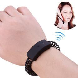 FISK multipunkt forbindelse vibrerende, varsling armbånds bluetooth hovedsæt til iPhone 5 & 5S