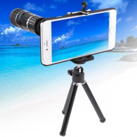 Image of   12X Mobil teleobjektiv til iPhone 6 Plus
