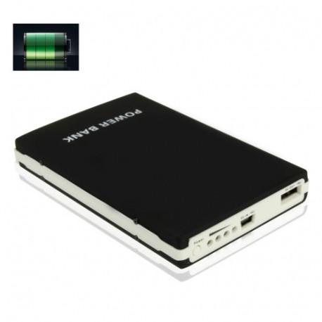 Image of   10000mAh strøm bank til iPhone / iPad / iPod / ETC og andre Mobiltelefoner