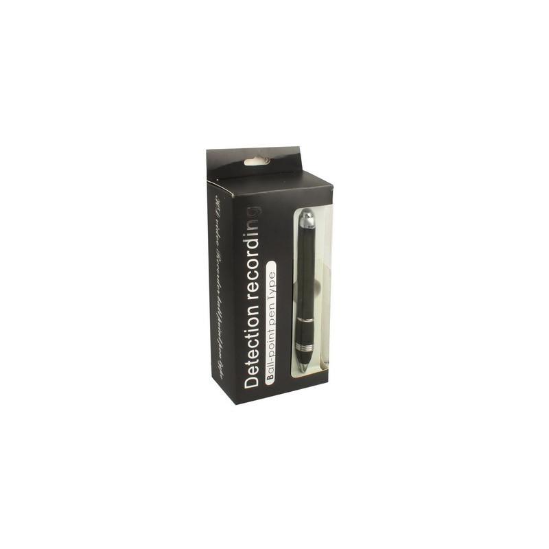 USB spion kuglepen (optager lyd, tager billeder, optager video)