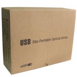 Billigt USB 2.0 CD-rom drev (eksternt drev)