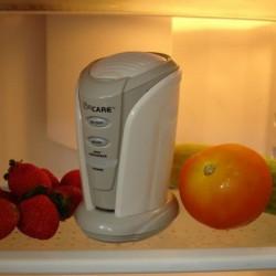 Mini Frisk køleskab ozon luftrenser og lugtfjerner