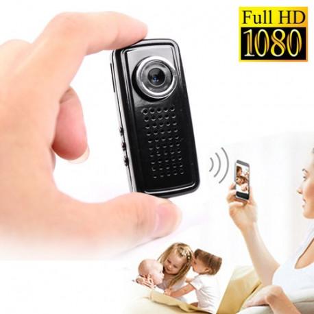 N/A – Z2 h.264 1080p wifi fjernstyret trådløse skjulte spion kamera / med mini dv til iphone / android (sort) på olsens it aps