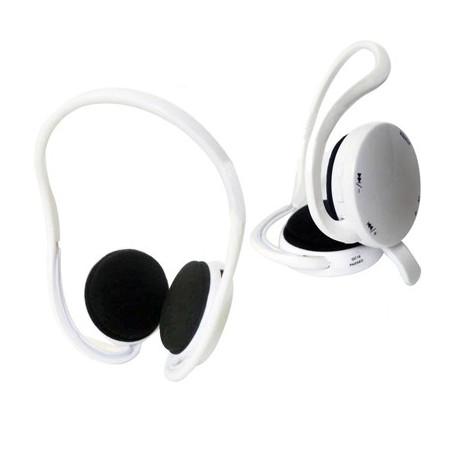N/A – Bluetooth hovedsæt til alle mobiltelefon / computer (hvid) på olsens it aps