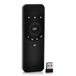 Trådløse mus kontrolenhed til computere + TV bokse - USB donglen