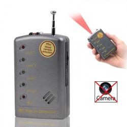 Overlegen følsomhed RF signal detektoren / digitale signaler for Bluetooth / WLAN / (SH-055GRV) (Grå)