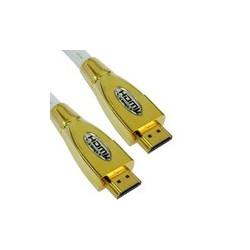 HDMI 1.3 Kabel: HDMI 19-pin han til HDMI 19Pin Man