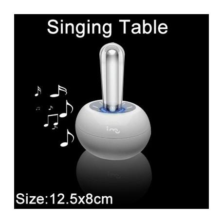 N/A Syngende bord vibrerende usb resonans højttaler fra olsens it aps
