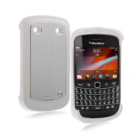 Image of   3.7V 2000mAh bærbare magt bank, ekstern batteri til BlackBerry 9900/9930, (hvid)