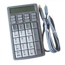 Lommeregner-tastatur