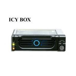 ICY BOX 3,5'' SATA Mobile Rack Black hotswap rammer