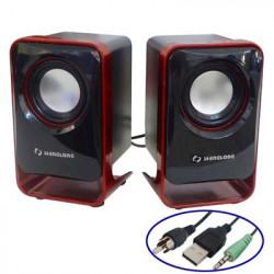 Mini stereohøjtalere