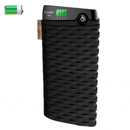 Image of   Cager S13 10000mAh smarte mobil strøm bank for iPhone / Samsung