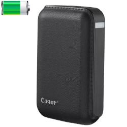 Cager B15 7200mAh, USB smarte mobil strøm bank, ekstern batteri til iPhone / Samsung / HTC / LG