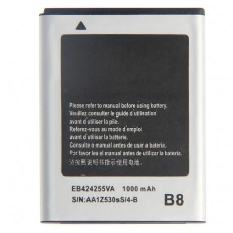 Image of   1000mAh EB424255VA Batteri til Samsung GT- C5530