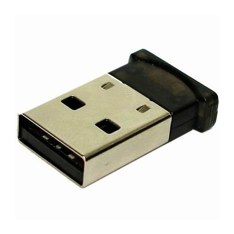 Image of   Drivere mikro bluetooth 2.0 USB donglen (adapteren) med OVC 3620 chippen, plug og play (sort)