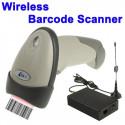 Trådløs stregkodescanner med modtager (XLH-980)