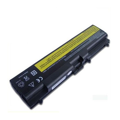 N/A 4400mah 10.8v 6 cellers batteri til lenovo thinkpad sl510 / t410 / t510 / sl410 på olsens it aps
