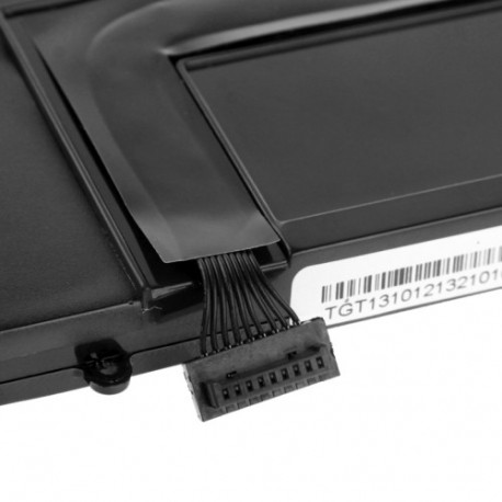 Image of   10.95V 73WH 9 celler bærbar batteripakke med 2 skruetrækkere til Apple A1321 A1286