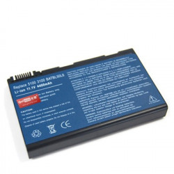 4400mAh 6 Cell batteri to ACER 50L6