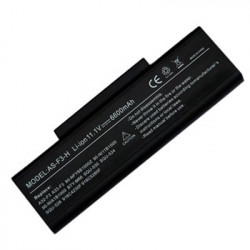 4400mAh 9 Cell batteri to Asus F3