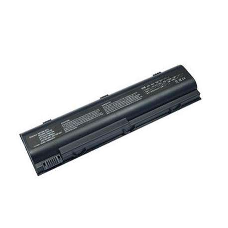 N/A – 4400mah 6 cellers batteri til hp dv1000 / m2000 / ze2000 / dv4000 på olsens it aps