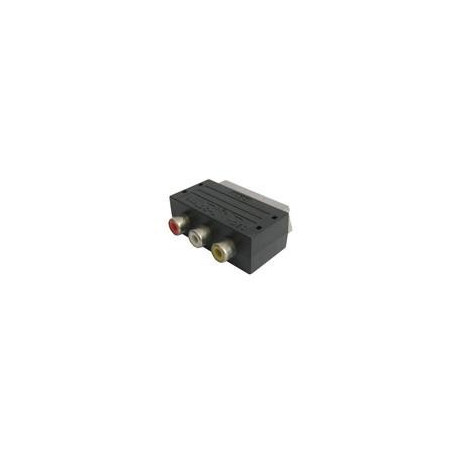 Image of   A / V til 20 Pin Male SCART Adapter