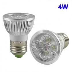 4W high quality LED Energy Saving Spotlight Bulb, Base type: E27