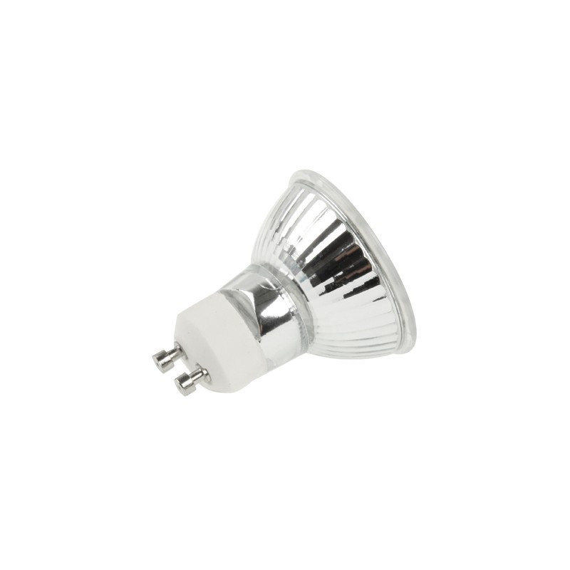 Led Spotlight Warm White: 2,4 W Warm White 48 LED Spotlight Bulb, Base Type: GU10