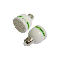 Hvid 42 LED Skrue lampe Pære Spotlight 3W