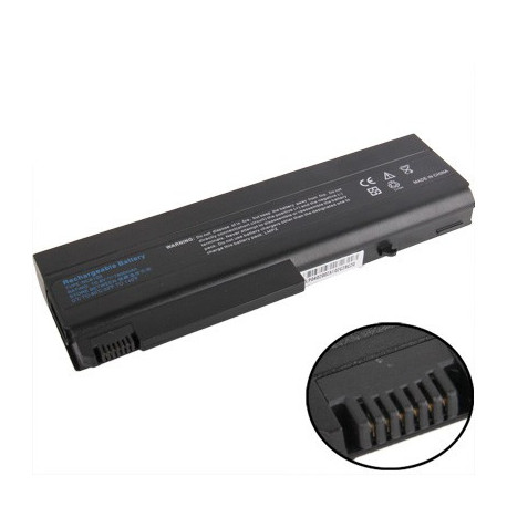 7800mah 10.8 v 9 cellers batteri til hp compaq nx6310 / nx6120 / 6710s / 6510b (sort) fra N/A fra olsens it aps