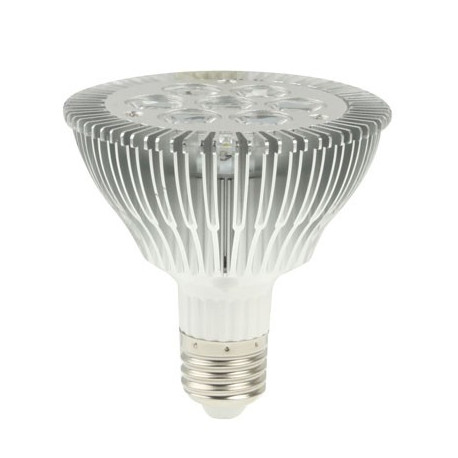 Image of   7W høj kvalitet LED Energy Saving Spotlight Bulb, Base type: E27