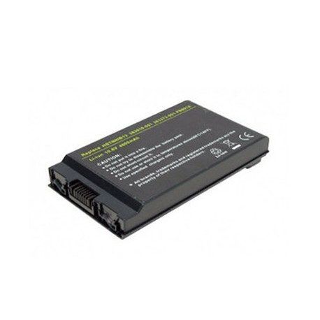 4400mah 6 cellers batteri til hp compaq nc4200 / nc4400 / tc4200 / tc4400 fra N/A på olsens it aps