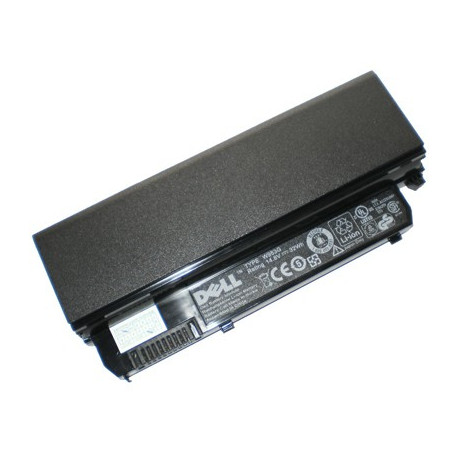 N/A 2200mah 4 cellers batteri til dell mini9 fra olsens it aps