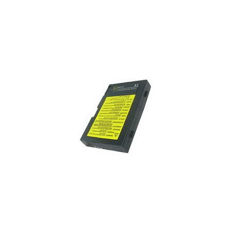 Image of   4400mAh 6 cellers batteri til IBM ThinkPad 380