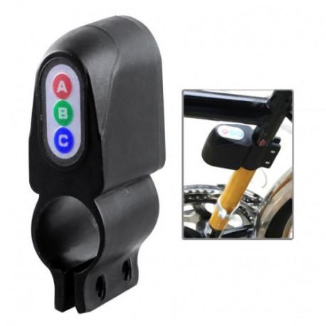 N/A – Bevægelsessensor til cyklen med sikkerheds-alarm (sort) på olsens it aps