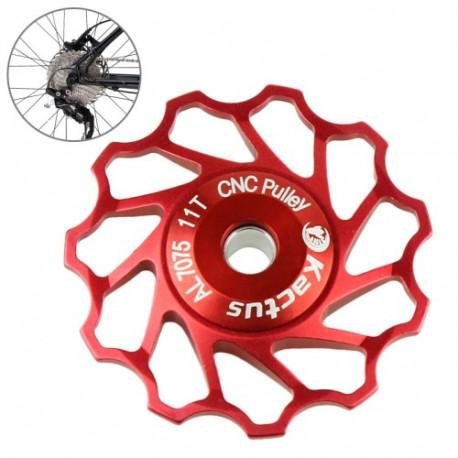 Shimano sram 11t bagskifter til baghjulet (rød) fra N/A på olsens it aps