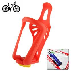 Topeak serien Justerbar Cykel kopholder, Vand Drik flaskeholder to cykel Cycling (Rød)