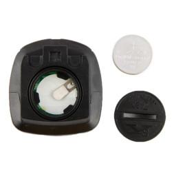 YS-468B LCD-Skærm Elektronisk Cykel Speedometer (Silver)