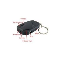 Spion kamera formet som bilnøglering