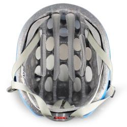 MTB / Greenroad Outdoor Bike Cykel Cycling Helmet + Visor, LW-822 (blå)