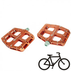 Udskiftning Aluminum Alloy Bicycle Pedal