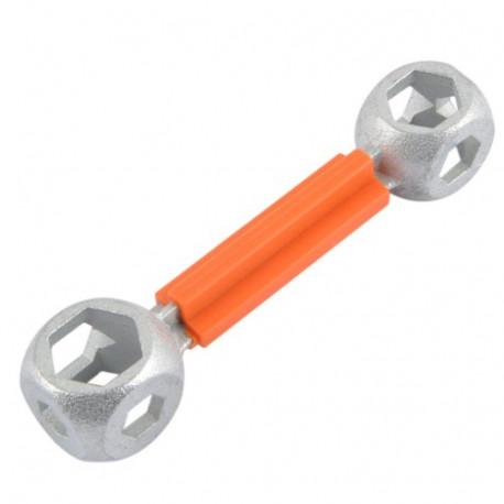 N/A 10 i 1 transportabel sekstant værktøjsnøgle på olsens it aps