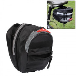 Cykling Cykel Saddle Outdoor Pouch Seat Bag
