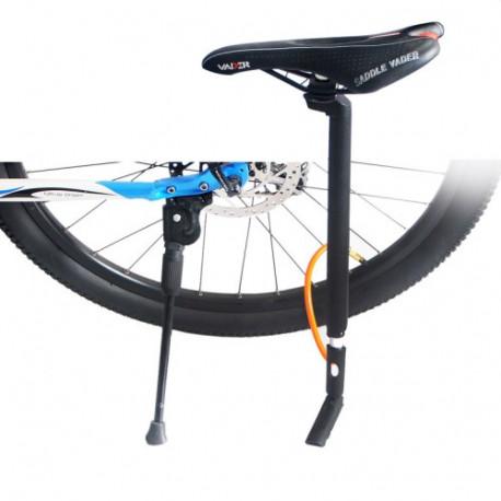 Image of   2 i 1 31.6mm combo cykelpumple til sadelstangen af Aluminium