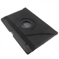 360 Grader Roterende Læderetui med holder til Acer A500