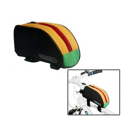N/A – Roswheel cykeltaske til stangen (gul) på olsens it aps